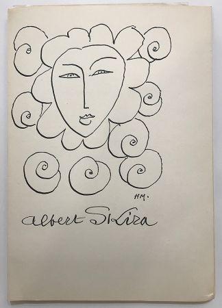 Libro Ilustrado Matisse - Albert Skira - Vingt ans d'activité (1948)