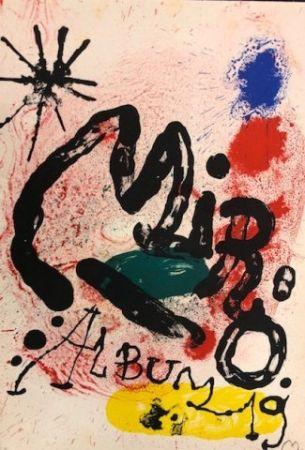 Litografía Miró - Album 19