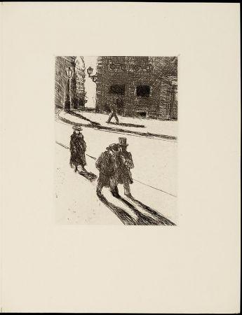 Libro Ilustrado Valery - Album de Monsieur Teste par Paul Valéry. Avec des gravures de l'auteur.