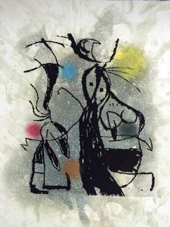 Aguafuerte Y Aguatinta Miró - Aldebaran (D. 1008)