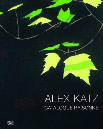 Libro Ilustrado Katz - Alex Katz: Prints : Catalogue Raisonné 1947-2010