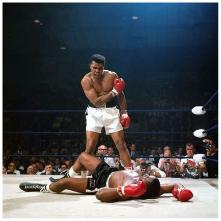 Fotografía Leifer - Ali vs. Liston