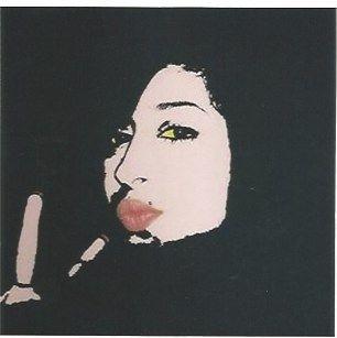 Serigrafía Fino Ford - Amy Winehouse