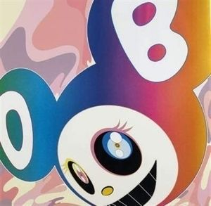 Offset Murakami - And then and then and then. Rainbow