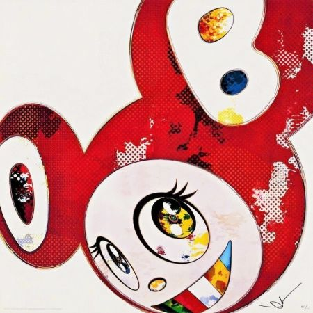 Offset Murakami - And Then... (Red)