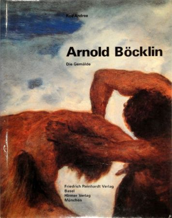 Libro Ilustrado Boecklin - ANDREE, Rolf. Arnold Böcklin. Die Gemälde.