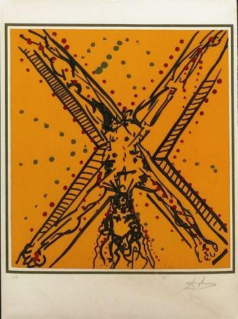 Litografía Dali - ANDREW (VISIONS OF CAMELOT)