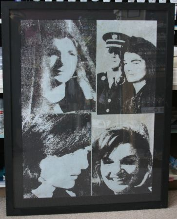 Serigrafía Warhol - Andy Warhol Jacqueline Kennedy Iii (F. & S. Ii.15)