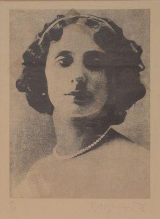 Grabado Pfund - Anna Pawlowna Pawlowa (1881-1931)