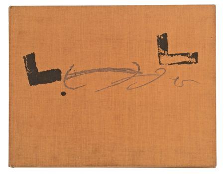 Libro Ilustrado Tàpies - Antoni Tàpies y Jorge Guillén Repertorio de junio