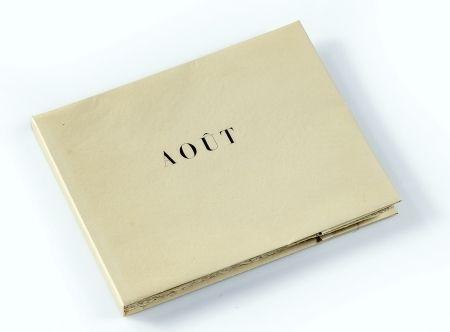 Libro Ilustrado Braque - Aout