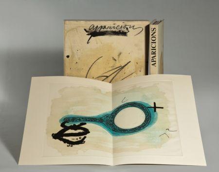 Libro Ilustrado Tapies - Aparicions