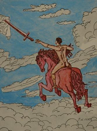 Libro Ilustrado De Chirico - Apocalisse