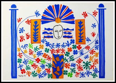 Litografía Matisse (After) - APOLLON