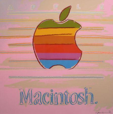 Serigrafía Warhol - Apple (FS II.359)