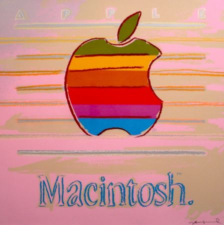 Serigrafía Warhol - Apple Macintosh FS II.359