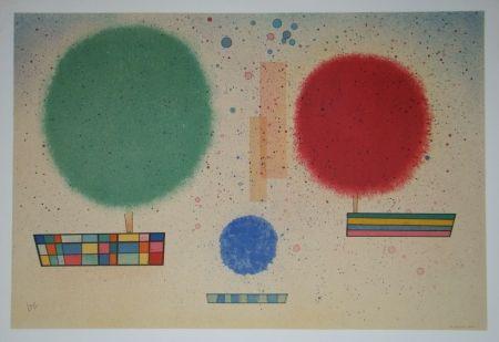 Litografía Kandinsky - Aquarelle, 1932