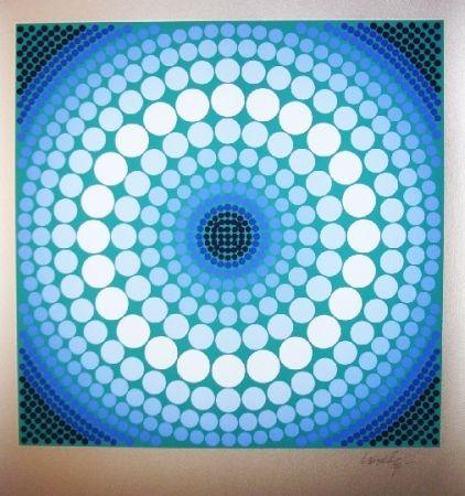 Serigrafía Vasarely - ARA