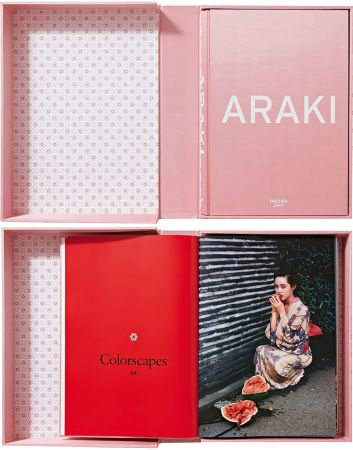 Libro Ilustrado Araki - ARAKI (Sumo)