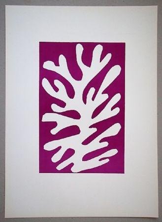 Litografía Matisse - Arbre De Neige