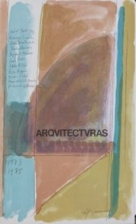 Litografía Ràfols Casamada - ARCHITECTES