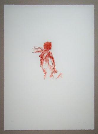 Litografía Garache - Argolette Claire