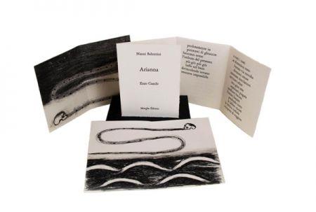 Libro Ilustrado Cucchi - Arianna