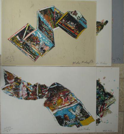 Litografía Morley - Arles MIami