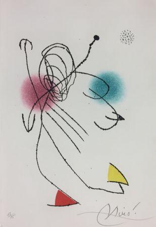 Aguafuerte Y Aguatinta Miró - Armario