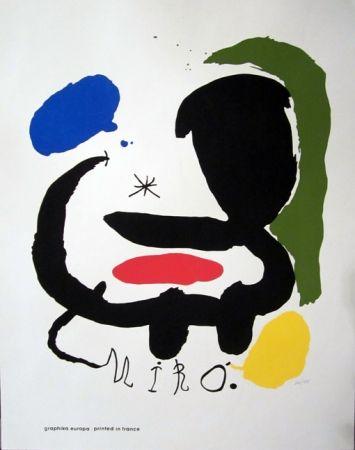 Serigrafía Miró - Art and Graphics