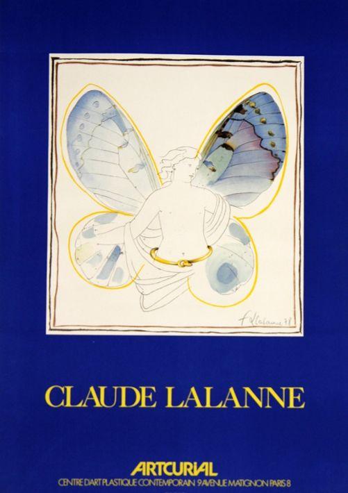 Litografía Lalanne - Artcurial