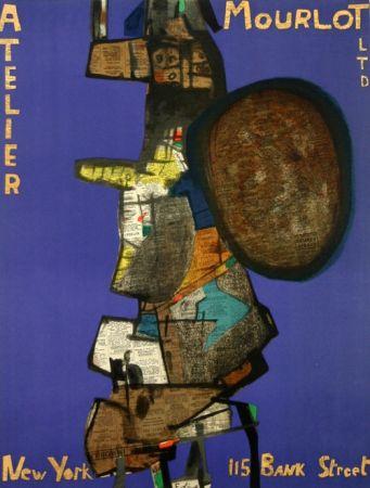 Litografía Esteve - Atelier Mourlot New York