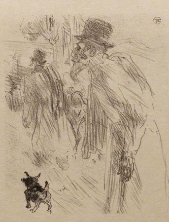 Libro Ilustrado Toulouse-Lautrec - Au pied du Sinaï