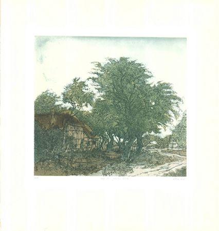 Aguafuerte Y Aguatinta Cox - Auf den zweiten Blick / On Second Look