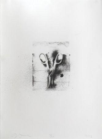 Litografía Dine - Aus