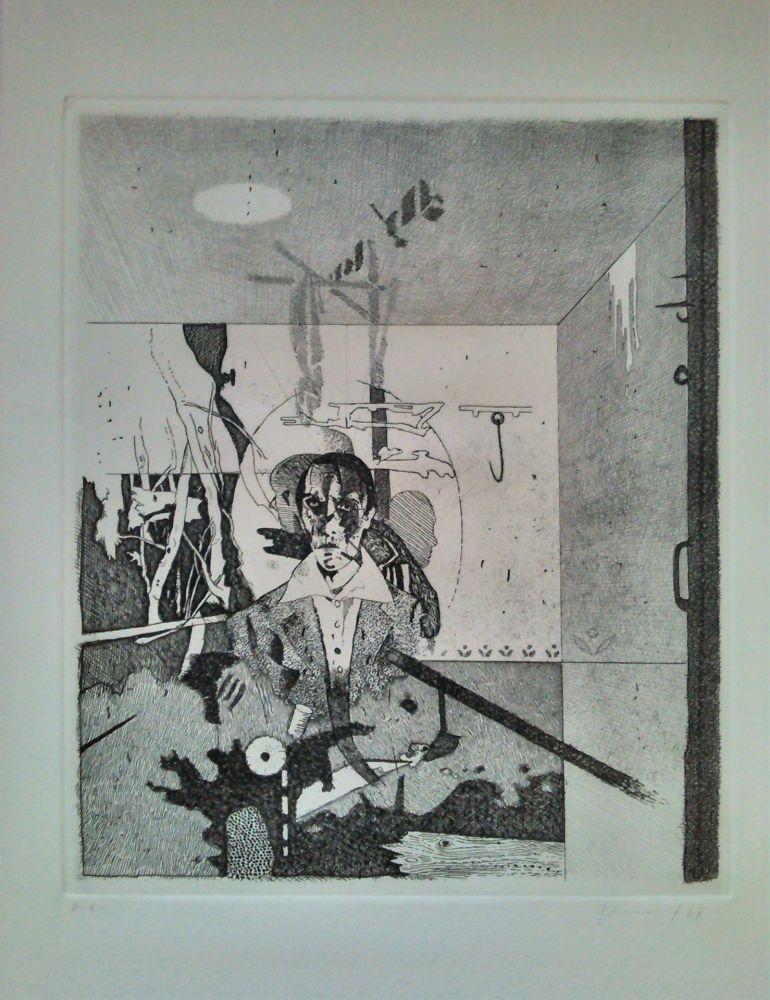 Aguafuerte Y Aguatinta Ferroni - Autobiografia n.1