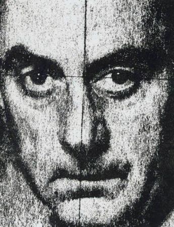 Serigrafía Ray - Autoportrait 1972