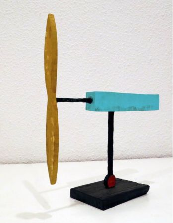 Sin Técnico Riera I Aragó - Avió allargat blau