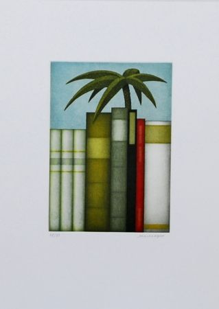 Aguafuerte Y Aguatinta Meckseper - Bücher / Books