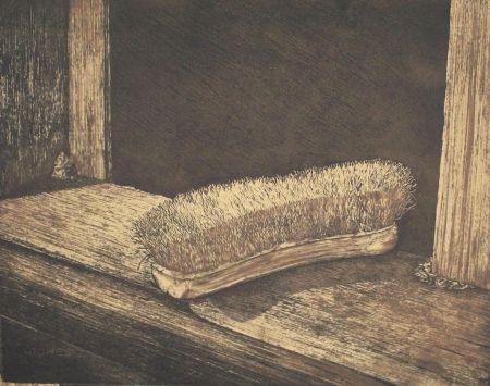 Litografía Siegert - Bürste / Brush