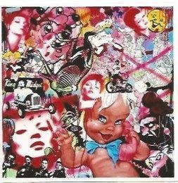 Serigrafía Frost - Babyshambles