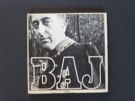 Libro Ilustrado Baj - Baj,1969