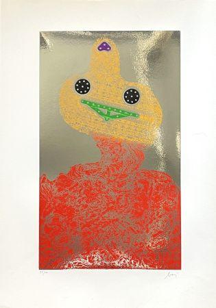 Grabado Baj - Baj chez Picasso 7