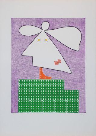 Grabado Baj - Baj chez Picasso 9