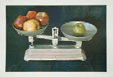 Aguafuerte Y Aguatinta Jacquet - Balance et fruits