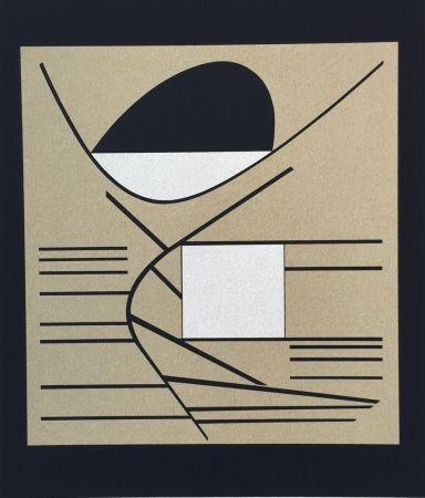 Serigrafía Vasarely - Balaton, from ion Album