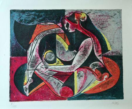 Litografía Carletti - Balletti 2