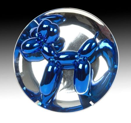 Sin Técnico Koons - Balloon Dog blue