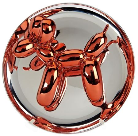 Sin Técnico Koons - Balloon Dog orange
