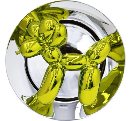 Sin Técnico Koons - Balloon Dog Yellow